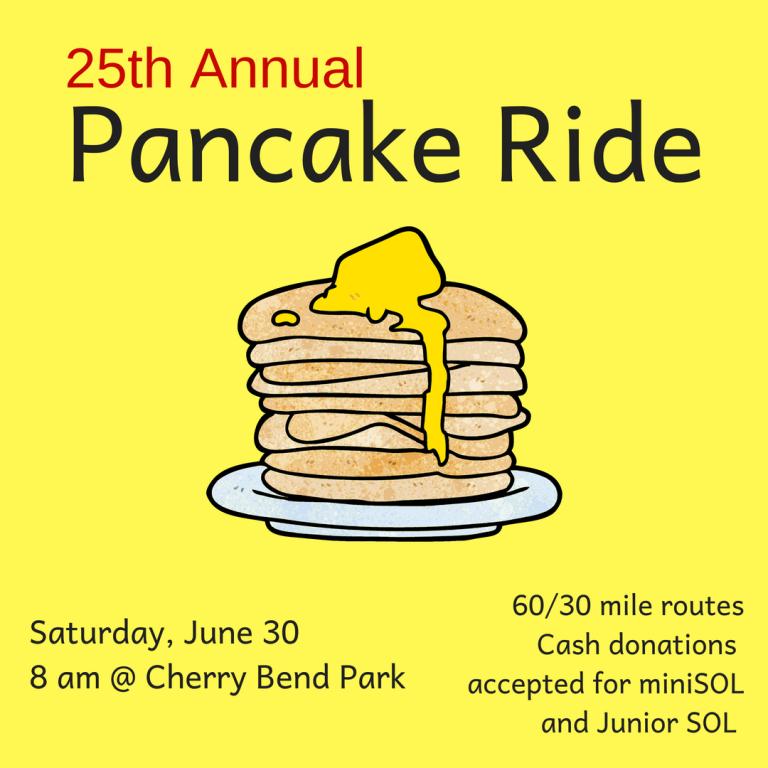 Pancake Ride